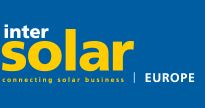 Intersolar Europe – The world's leading exhibition for the solar industry – Munich May 31 to June 02